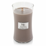 NEW! - Black Amber & Citrus WoodWick Candle 22 oz. | Woodwick Candles 22 oz. Large Jars