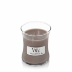 NEW! - Black Amber & Citrus WoodWick Candle 3.4 oz. | WoodWick Mini Candles