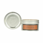 NEW! - Black Ginger Aromatic Travel Tin Votivo Candle | Aromatic Collection Travel Tin Votivo Candle