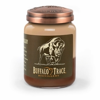Buffalo Trace Bourbon Roasted Pecan 26 oz. Large Jar Candleberry Candle
