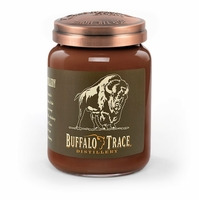 Buffalo Trace Kentucky Bourbon 26 oz. Large Jar Candleberry Candle