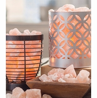 Candle Warmers Himalayan Salt Lamp