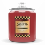 CLOSEOUT - Candleberry Christmas 160 oz. Cookie Jar Candleberry Candle | Candleberry Candle Closeouts