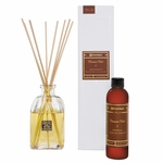 CLOSEOUT - Cinnamon Cider 4 oz. Reed Diffuser Set by Aromatique   Aromatique Fragrance Closeouts