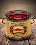 Cinnamon & Cranberries 22 oz. McCall's Vintage Candle | McCall's Candles Closeouts