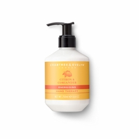 NEW! - Citron & Coriander 250mL Energising Hand Therapy by Crabtree & Evelyn