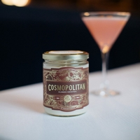 NEW! - Cosmopolitan Cocktail 12 oz. Rewined Candle