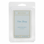 CLOSEOUT - Cotton Ginseng 2.7 oz. Aroma Wax Melts by Aromatique   Aromatique Fragrance Closeouts