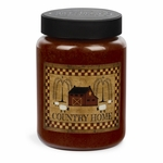 NEW! - Country Home Artwork Farmhouse 26 oz. Crossroads Candle | Crossroads 26 oz. Artwork Label Candles