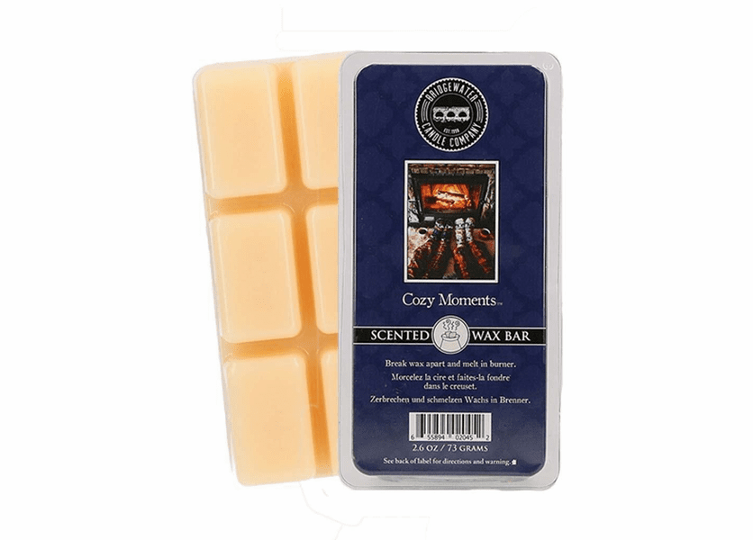 Cozy Moments Scented Wax Bar - Bridgewater
