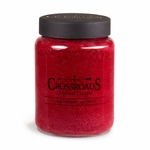 NEW! - Cranberry Muffin 26 oz. Crossroads Candle | Crossroads 26 oz. Large Candles