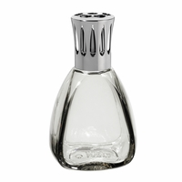 NEW! - Curve Grey Fragrance Lamp - Lampe Berger by Maison Berger