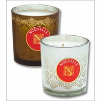 Damask Glass by Nouvelle Candles