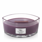 NEW! - Dark Poppy WoodWick Candle 16 oz. HearthWick Flame | New WoodWick Spring & Summer 2019 Releases