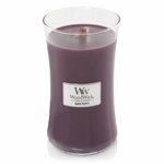 NEW! - Dark Poppy WoodWick Candle 22 oz. | Woodwick Candles 22 oz. Large Jars