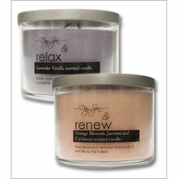 Day Spa Aromatherapy Candles by A Cheerful Giver