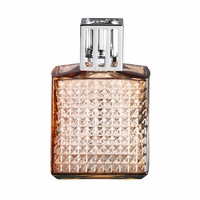 NEW! - Diamant Amber Fragrance Lamp - Lampe Berger by Maison Berger