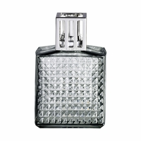 NEW! - Diamant Grey Fragrance Lamp - Lampe Berger by Maison Berger