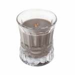 CLOSEOUT-Earl Grey & Musk Cameo WoodWick Candle | Discontinued & Seasonal WoodWick Items!