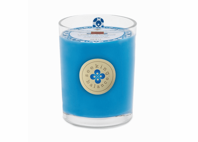CLOSEOUT -  Empower (Lavandin & Patchouli) 15 oz. Large Spa Candle by Root Candles