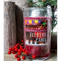 New Fall & Holiday Collection by Colonial Candle