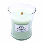 NEW! - Fig Leaf & Tuberose WoodWick Candle 10 oz. | New WoodWick Spring & Summer 2019 Releases