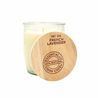 NEW! - French Lavender Essential Candle Jar 9 oz. Swan Creek Candle