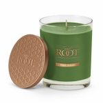 Fresh Balsam Hive Glass Candle by Root | Hive Glass Candles by Root