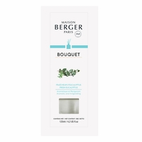 NEW! - Fresh Eucalyptus Cube Reed Diffuser - Maison Berger by Lampe Berger