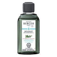 NEW! - Fresh Eucalyptus Reed Diffuser Refill - Maison Berger by Lampe Berger