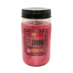 NEW! - Frosted Cranberry & Sugared Vanilla 24 oz. Swan Creek Kitchen Pantry Jar Candle | 24 oz. Swan Creek Kitchen Pantry Jar Candles