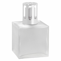 NEW! - Frosted Cube Fragrance Lamp - Lampe Berger by Maison Berger