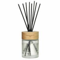 NEW! - Frosted Reed Diffuser with 180 ml (6.08 oz.) Zest of Verbena - Maison Berger by Lampe Berger