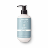 NEW! - Goatmilk & Oat Soothing Body Lotion by Crabtree & Evelyn