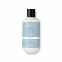 NEW! - Goatmilk & Oat Soothing Shower Milk by Crabtree & Evelyn