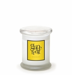 NEW! - Grapefruit 8.6 oz. Frosted Jar Candle by Archipelago | Shop All Archipelago Candles