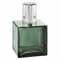 NEW! - Green Cube Fragrance Lamp - Lampe Berger by Maison Berger