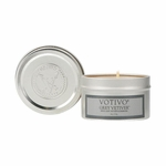 NEW! - Grey Vetiver Aromatic Travel Tin Votivo Candle | Aromatic Collection Travel Tin Votivo Candle