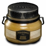 CLOSEOUT - NEW! - Haley's Butter Frosting 8 oz. McCall's Double Wick Classic Jar Candle | McCall's Candles Closeouts
