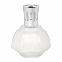 NEW! - Haussmann Frosted Fragrance Lamp - Lampe Berger by Maison Berger