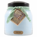 NEW! - High Tide 34 oz. Papa Jar Keepers of the Light Candle by A Cheerful Giver | New Releases by A Cheerful Giver