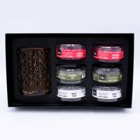 NEW! - Holiday Deluxe Gift Set by WoodWick Candle