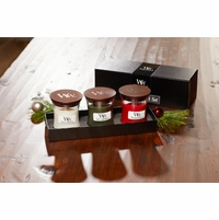 NEW! - Holiday Mini Gift Set by WoodWick Candle