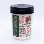 NEW! - Home for the Holidays 12 oz. Holiday Vintage Jar Swan Creek Candle (Label: Winter Wonderland) | Swan Creek Fall & Holiday Vintage Jars