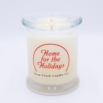 CLOSEOUT - Home For The Holidays Clean & Contemporary 9 oz. Jar Swan Creek Candle | Swan Creek Candles Closeouts