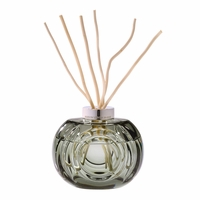 NEW! - Immersion Grey Reed Diffuser with 200 ml (6.76 oz.) Lychee Paradise - Maison Berger by Lampe Berger