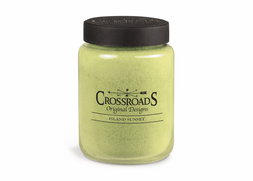 NEW! - Island Sunset  26 oz. Crossroads Candle