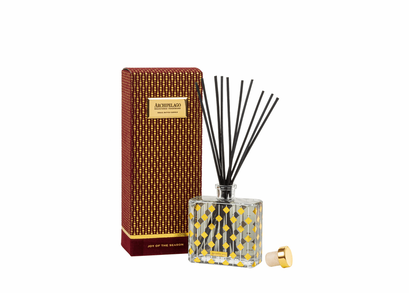 NEW! - Joy of the Season Holiday Diffuser by Archipelago