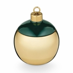 NEW! - Juniper Moss Metal Ornament Illume Candle | Holiday Collection by Illume Candles