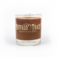Kentucky Bourbon Buffalo Trace 10 oz. Rocks Glass  by Candleberry